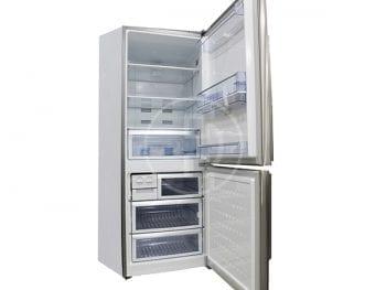 Réfrigérateur Combiné BEKO CN151121DX 500 litres 3Trs