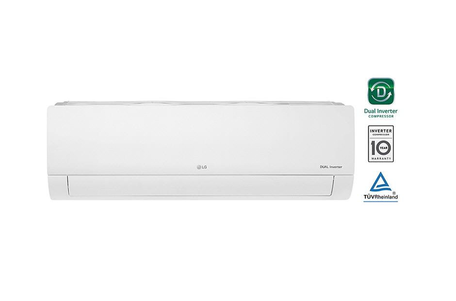 Split lg 18000 btu inverter freon 410 electromenager dakar for Climatiseur mural lg 18000 btu