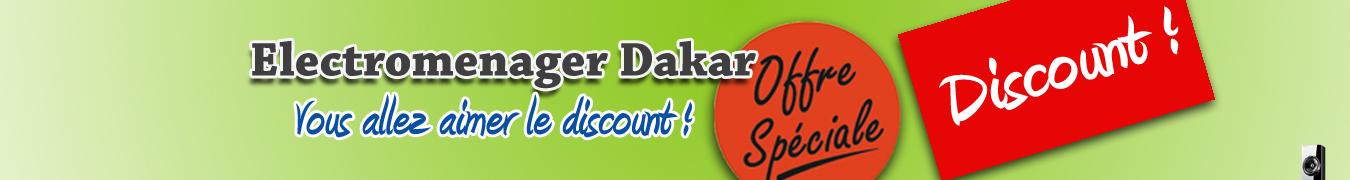 Offres Spéciales Discount Electroménager Dakar