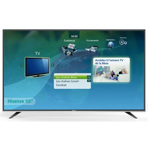 smart tv hisense 55 pouces uhd k3300/Electromenager-dakar