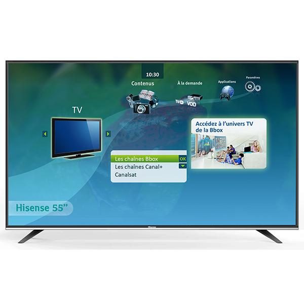 TV 55 pouces Hisense/Electromenager-dakar