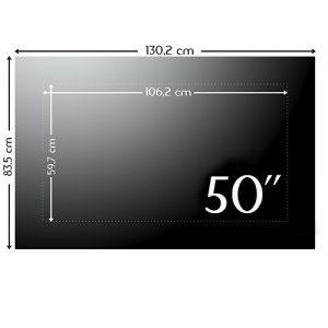 Téléviseurs 50-59 pouces