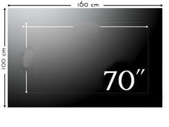 Téléviseur 70-79 pouces