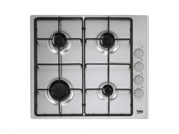 Plaque de cuisson Beko HIZG64120X - 4 feux