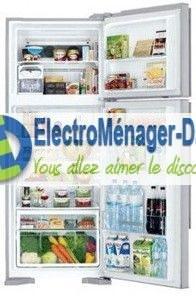 Réfrigérateur HITACHI 350 litres_2portes | Electromenager Dakar