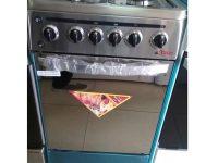 Cuisinière gaz ASTECH 4feux 60 x 60_Inox CS60MIS