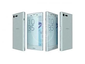 Sony XZ Platinum