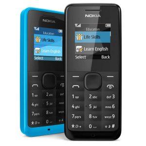 TELEPHONE NOKIA 105 2 SIM