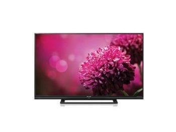 """Téléviseur Sharp 50"""" LC-50LE450M - Smart TV"""