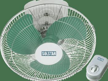Ventilo plafonnier SOLSTAR