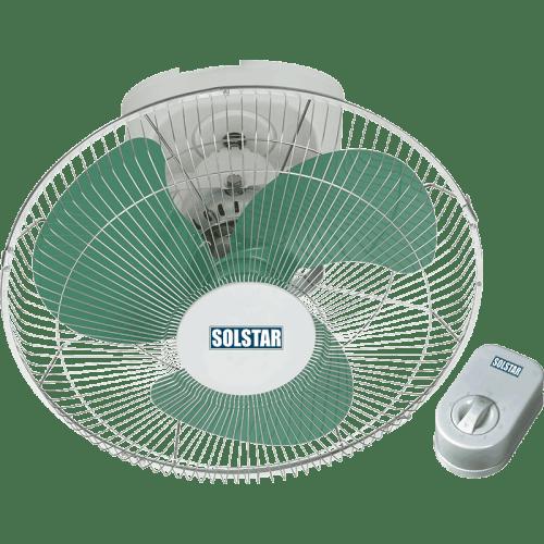 Ventilateur plafonnier Solstar FB1661-GRSS