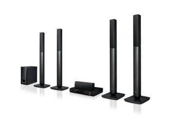 DVD Home Cinéma LG avec Bluetooth 330W 5.1 CH