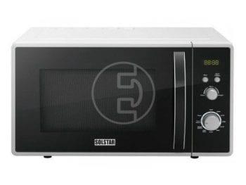 Micro-onde Solstar MO23MMBKVSS - 23L avec grill