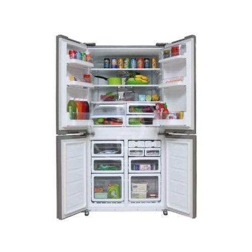 Réfrigérateur multiportes SHARP SJFB74V-WH - 556 litres