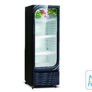 réfrigérateur vitrine hisense 222l