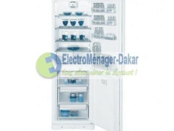 Réfrigérateur combiné INDESIT 303L CB 321W 3T SILVER