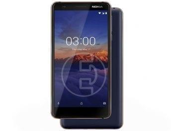 Téléphone Nokia 3.1 - 16 Go, 32 Go, RAM 2Go