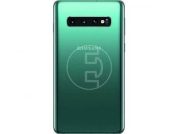 Samsung Galaxy S10 - 128go Green