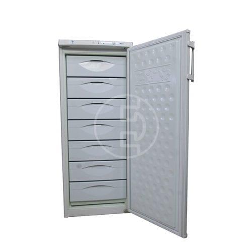 Congélateur vertical Ocean - 250 L - 7 tiroirs