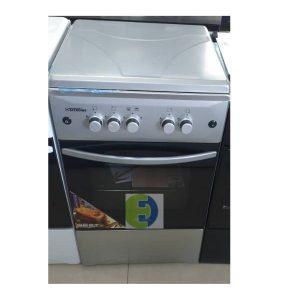 Cuisinière à gaz Technolux 4 FEUX Inox 60*60