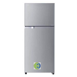Réfrigérateur TOSHIBA Inverter No Frost 377 litres Couleur Argent
