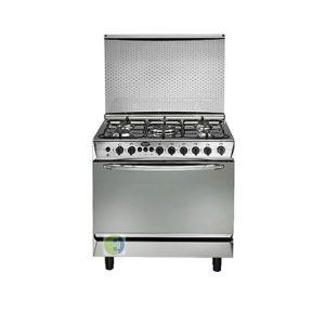 Cuisinière à gaz Universal 5 feux 60*80