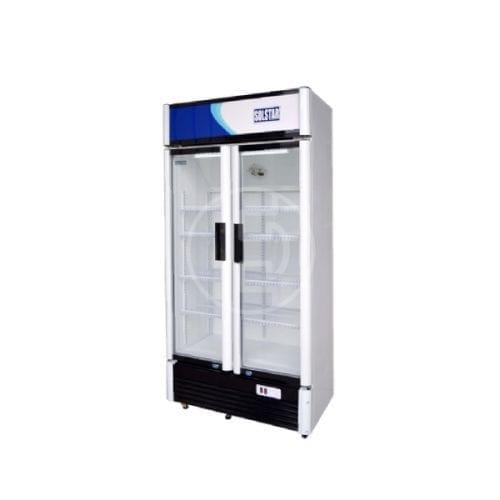 Réfrigérateur Vitrine SOLSTAR VC-6500SS - 650 litres