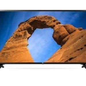 "Téléviseur LG 43"" LED TV Smart"