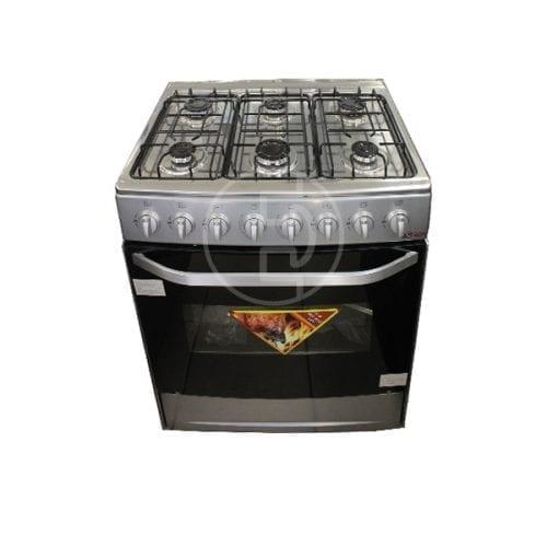 Cuisinière Astech 6-feux CIS86MS
