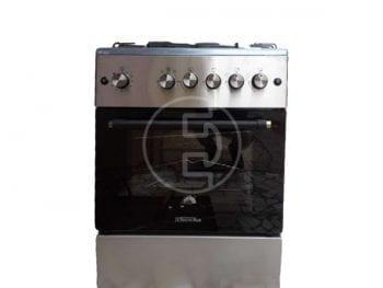 Cuisinière à gaz Tecnolux TEC-60 - 4 feux 60*60