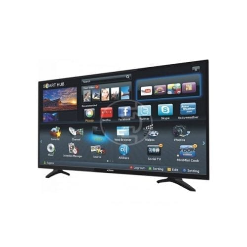 """Téléviseur Astech 50SM10 50""""Led-Smart-TV"""