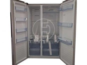 Réfrigérateur Hisense Side-by-Side RC-76WS4SA - 562L