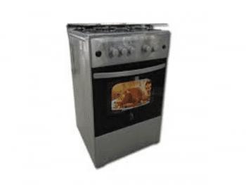 Cuisinière à gaz Tecnolux 4 feux 50*50 MIS