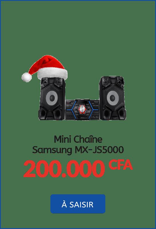 mini Chaine samsung mx JS5000