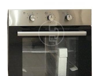 Four encastrable Luxell A6-GG à gaz Inox 60x60