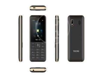 Tecno T313 Dual Sim - Appareil Photo - Radio-FM