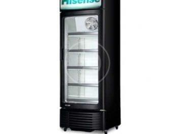 Réfrigérateur Vitrine Hisense FL-50FC4H 382L