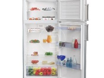 Réfrigérateur 2portes Beko RDNE500K21S 500L