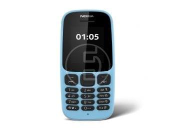 Téléphone Nokia 105 - Radio Fm