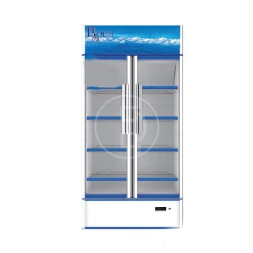 Réfrigérateur vitrine Roch 640 Litres 2 portes