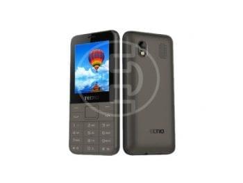 Téléphone Tecno T371 Double SIM - Noir