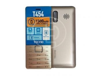 Tecno T454 Double SIM - Or