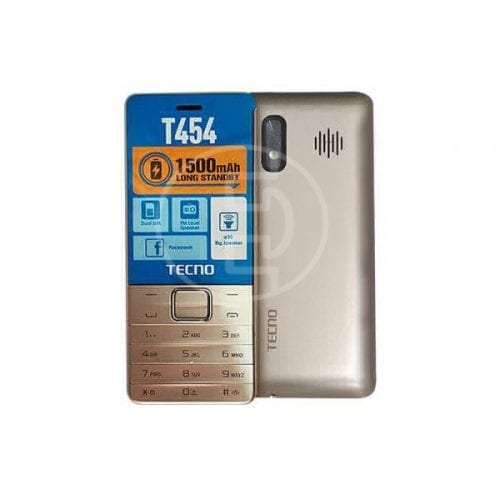 Tecno T454 Double SIM - Or