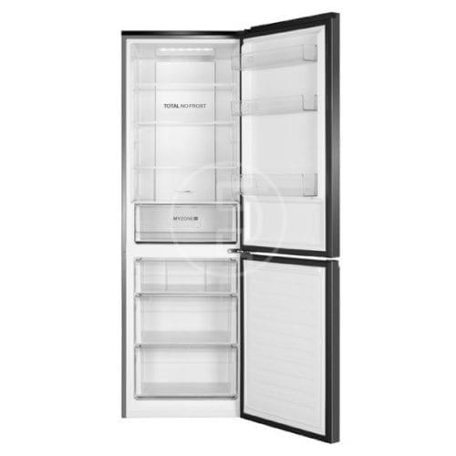 Réfrigérateur Combiné Haier CFE635CBJ 341L