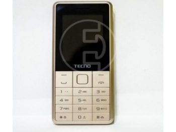 Tecno T466 Double SIM - Radio-FM - Bluetooth