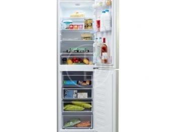 Réfrigérateur Beko Combiné RCSE300K20S 287L