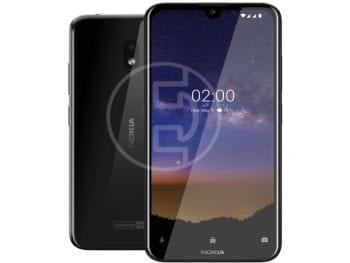 Téléphone Nokia 2.2 - 32 Go, RAM 3 Go