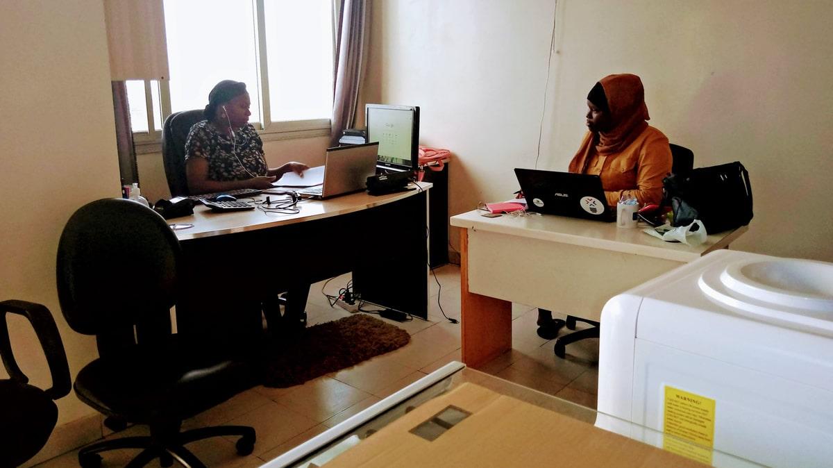 Showroom Electroménager Dakar