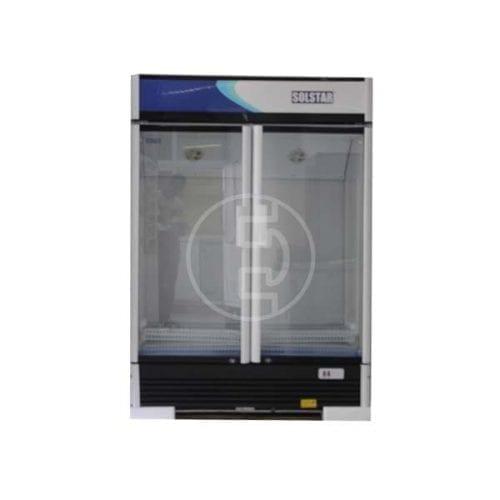 Réfrigérateur vitrine Solstar VC9000A - 900L 2portes