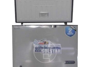 Congélateur coffre Solstar CF140 - 140L Gris